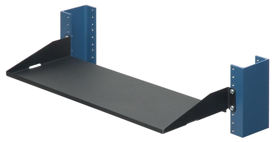 a0445188 2 post rack shelf 7 compatible rack mount. Black Bedroom Furniture Sets. Home Design Ideas