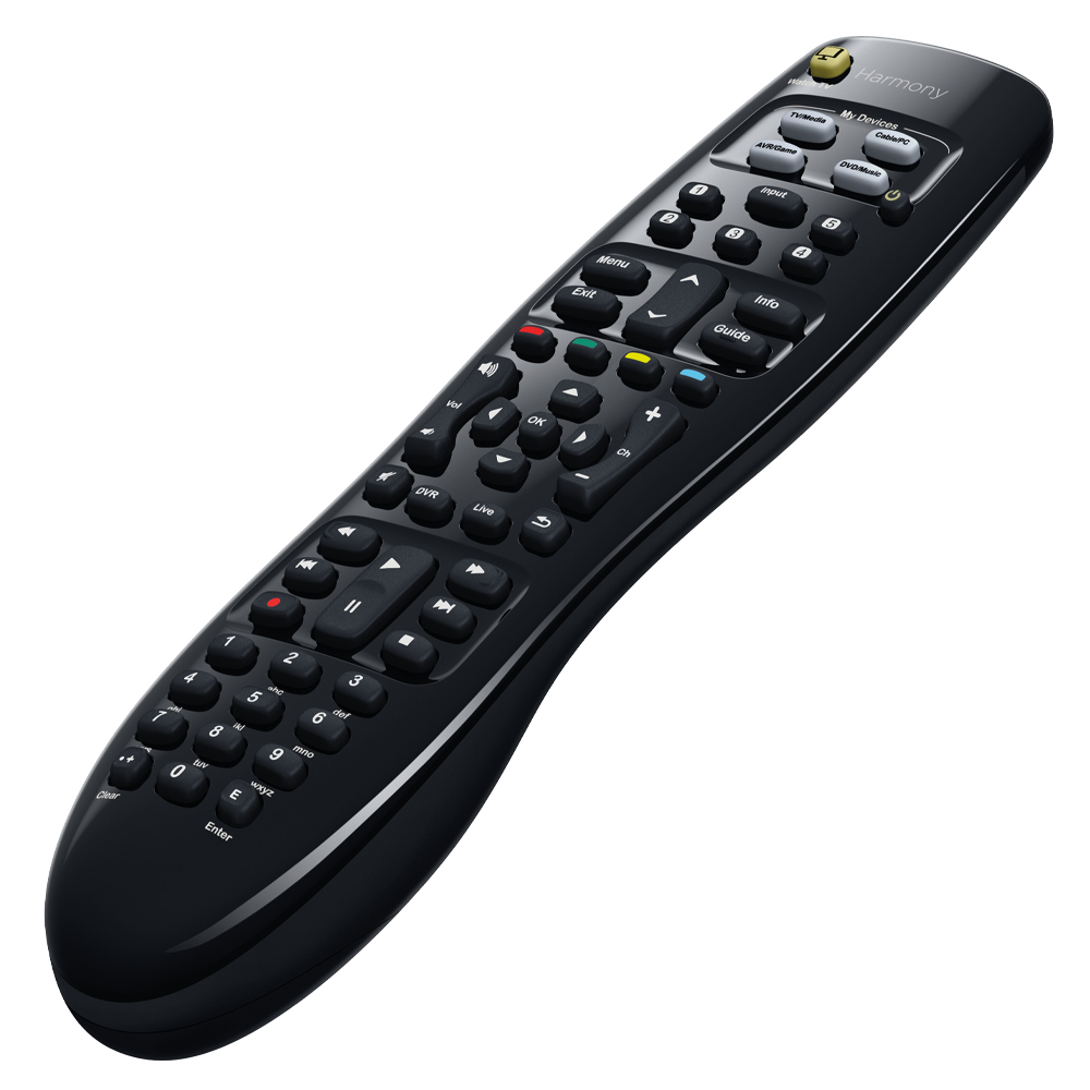 logitech harmony 350 universal remote control ebay. Black Bedroom Furniture Sets. Home Design Ideas