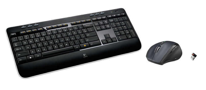 Logitech Wireless Combo MK620 Keyboard and Mouse UK Layout ...